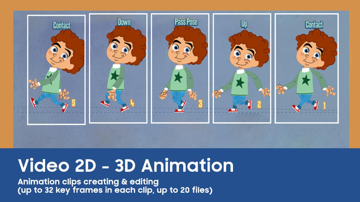 3d Cartoon Maker Free Download For Android Clicksever